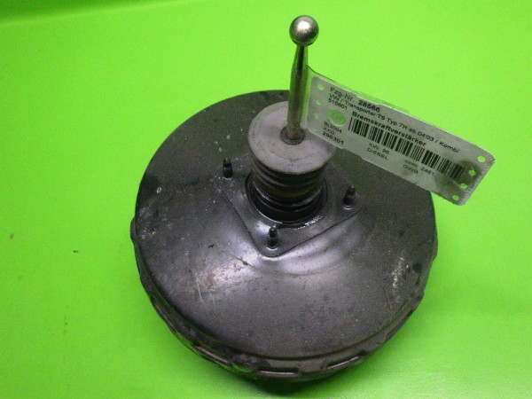 Bremskraftverstärker - VW MULTIVAN T5 (7HM, 7HN, 7HF, 7EF, 7EM, 7EN) 2.5 TDI 03776705