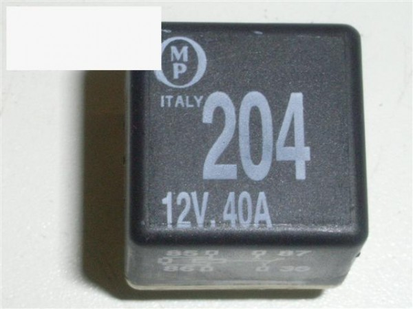 Relais Nebelschlussleuchte - AUDI (NSU) A4 (8D2, B5) 1.6 431951253B
