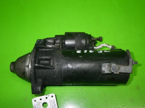 Anlasser komplett - AUDI (NSU) A4 (8D2, B5) 1.9 TDI 1110122