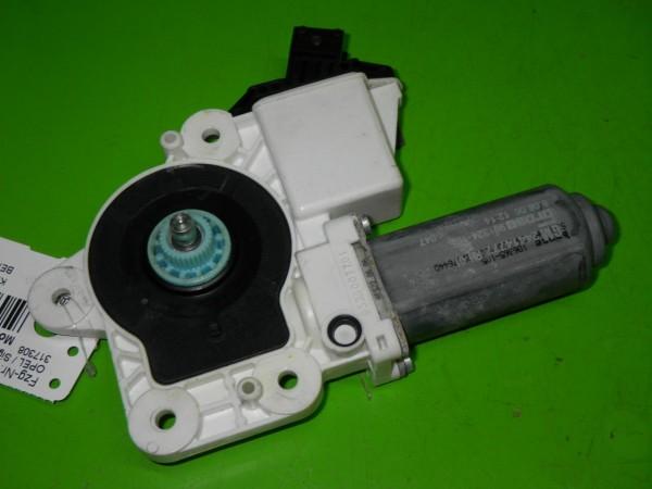 Motor Fensterheber Tür hinten rechts - OPEL SIGNUM 2.2 direct 24414777