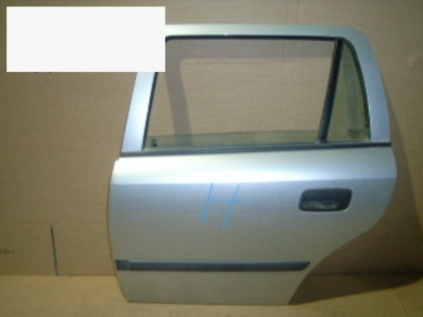 Tür hinten links - OPEL ASTRA G Caravan (T98) 2.0 DI (F35) 124057