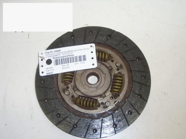 Kupplungsscheibe - RENAULT LAGUNA I (B56_, 556_) 1.8 (B56S/T/0) 7700873443