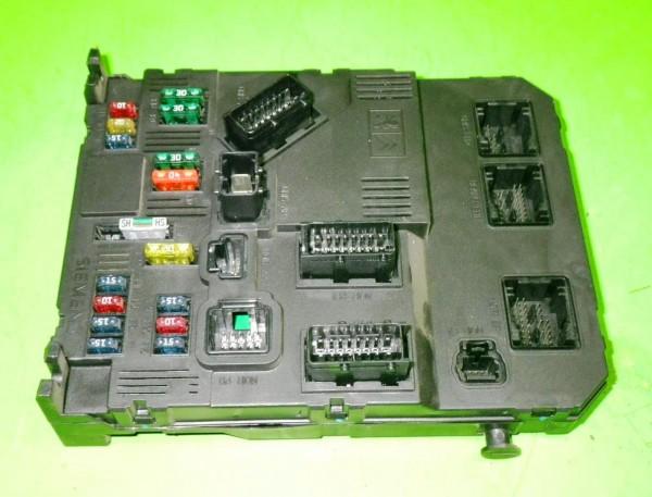 Steuergerät Bordnetz - PEUGEOT 206 Schrägheck (2A/C) 1.6 16V 9650584680