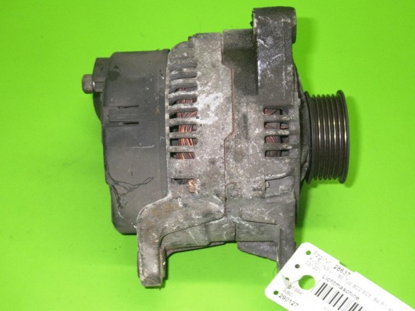 Lichtmaschine - AUDI (NSU) 80 Avant (8C, B4) 2.6 0123505007