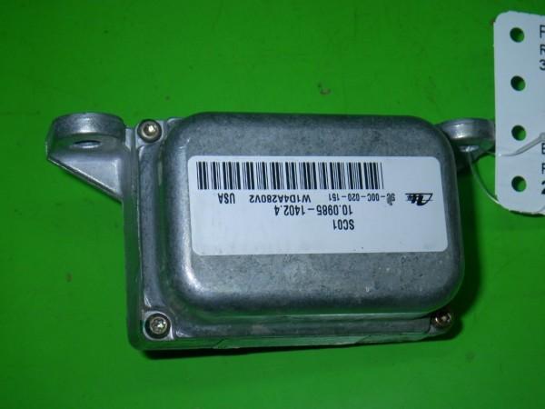 Sensor Querbeschleunigung - RENAULT ESPACE IV (JK0/1_) 1.9 dCi (JK0U, JK0G) 10.0980-0415.