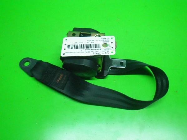 Sicherheitsgurt hinten rechts - PEUGEOT 607 (9D, 9U) 2.0 8974CA