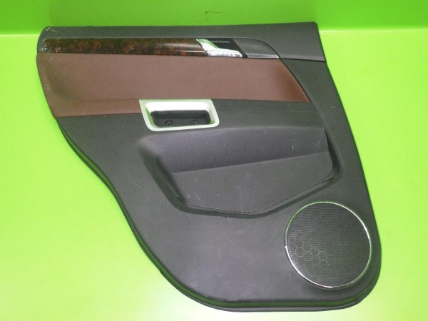 Türverkleidung hinten links - OPEL ANTARA 2.2 CDTi 4x4 95390985