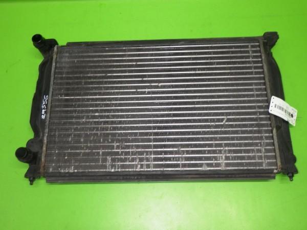 Wasserkühler - AUDI (NSU) A4 Avant (8D5, B5) 1.9 TDI 8D0121251P