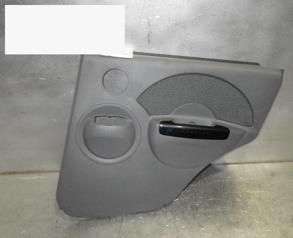 Türverkleidung hinten rechts - DAEWOO bis12'04 KALOS (KLAS) 1.4 16V