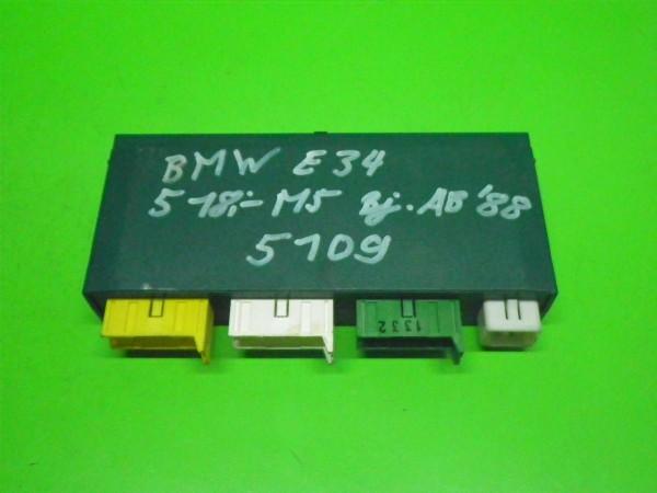 Steuergerät Control - BMW 5 (E34) 525 i 24V 61358355818
