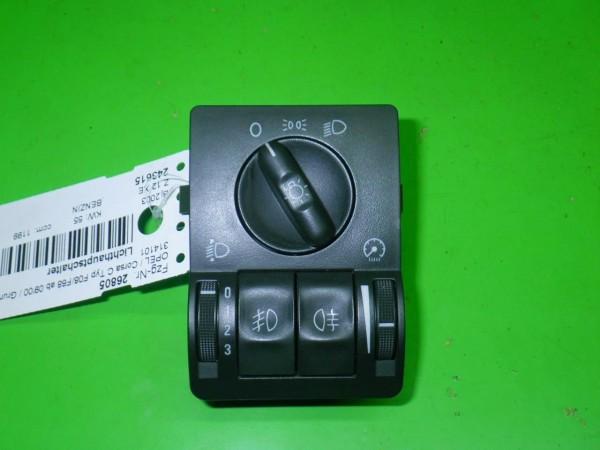 Lichthauptschalter - OPEL CORSA C (X01) 1.2 (F08, F68) 9116608