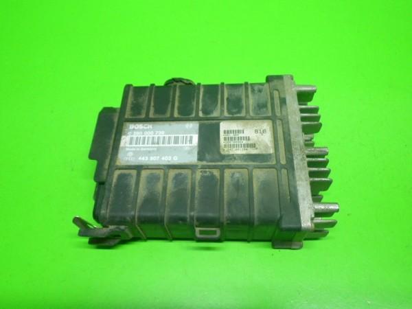 Steuergerät Motor - VW PASSAT Variant (3A5, 35I) 1.8 0280000739