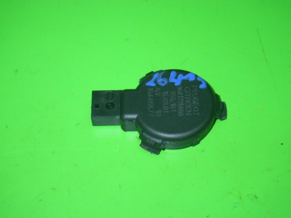 Regensensor - PEUGEOT 607 (9D, 9U) 2.0 9641725880