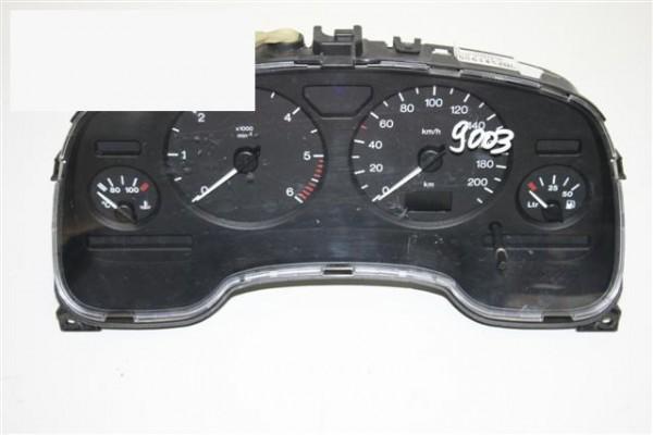 Kombiinstrumente - OPEL ASTRA G CC (T98) 2.0 DI (F08, F48) 90561452QL