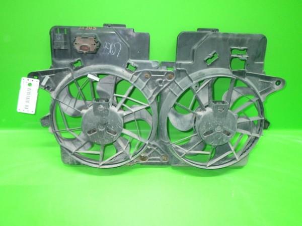 Lüfter komplett - FORD MAVERICK 3.0 V6 24V 1526-0110C