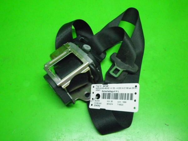 Sicherheitsgurt hinten links - MERCEDES-BENZ A-KLASSE (W169) A 170 (169.032, 169.332)