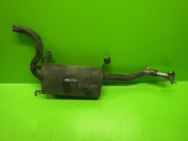 Auspufftopf hinten - MAZDA 121 II (DB) 1.3 16V