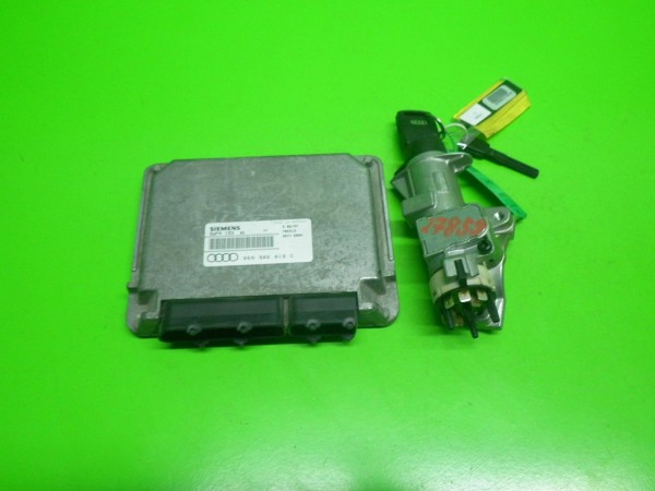 Steuergerät Motor - AUDI (NSU) A3 (8L1) 1.6 5WP4193
