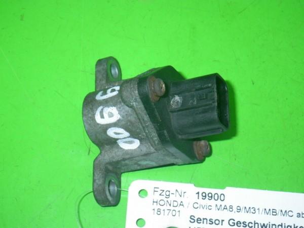 Sensor Geschwindigkeit - HONDA CIVIC VI Fastback (MA, MB) 1.5 i Vtec-E (MA9) 78410SV4