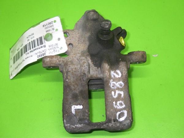 Bremssattel hinten links - NISSAN (DATSUN) PRIMERA (P10) 2.0 16V