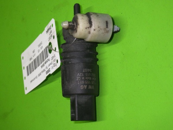 Pumpe Scheibenwaschanlage - VW SHARAN (7M8, 7M9, 7M6) 2.0 TDI 1J6955651