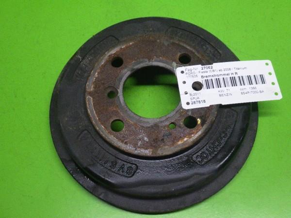 Bremstrommel hinten rechts - FORD FIESTA VI 1.4 8V511113A