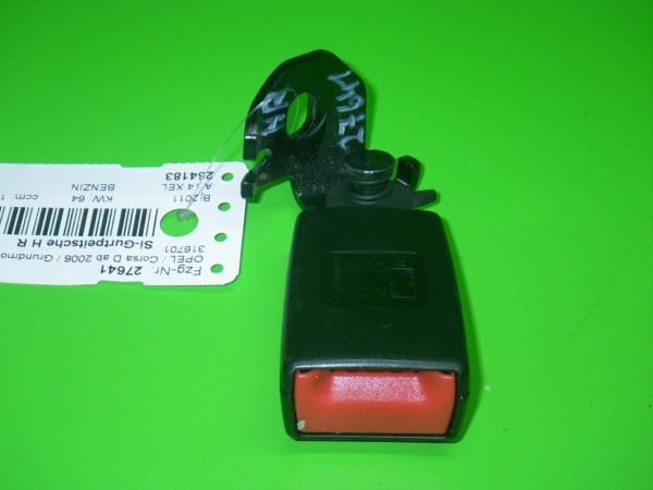 Sicherheits-Gurtpeitsche hinten rechts - OPEL CORSA D 1.4 5197269