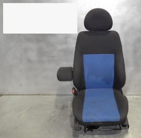 Sitz vorne links komplett - OPEL MERIVA 1.6
