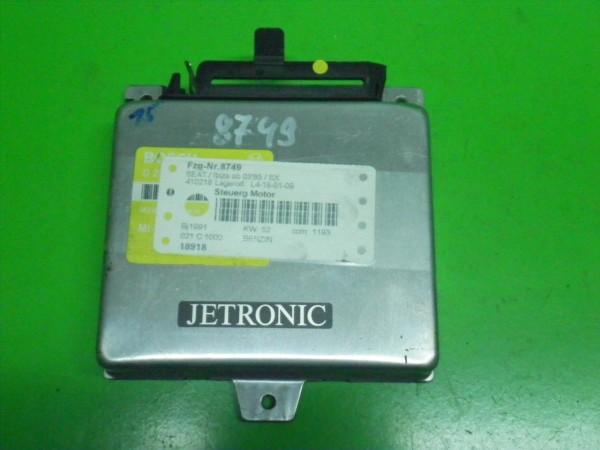 Steuergerät Motor - SEAT IBIZA I (021A) 1.2 i 0280000377