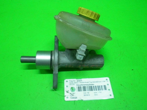 Hauptbremszylinder - AUDI (NSU) A4 (8D2, B5) 1.8 8D0611021B