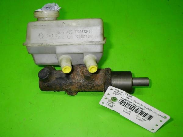 Hauptbremszylinder - RENAULT LAGUNA I (B56_, 556_) 2.0 (B56C/H/N)