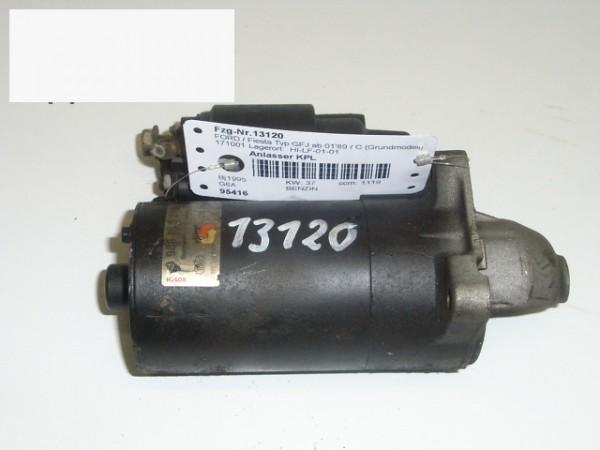 Anlasser komplett - FORD FIESTA III (GFJ) 1.1 0986013270