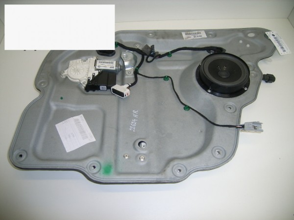 Fensterheber Tür hinten rechts - VW TOURAN (1T1, 1T2) 2.0 TDI 16V 1K0959704B