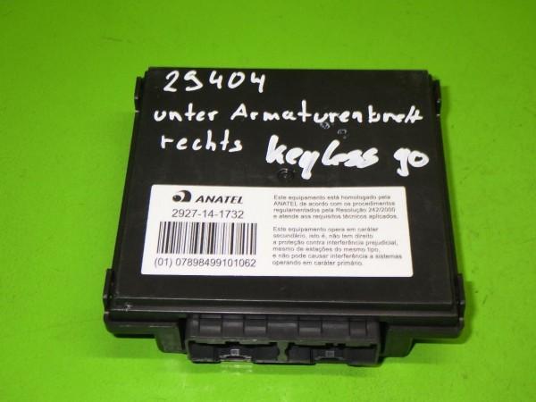 Steuergerät Keyless - OPEL INSIGNIA B Grand Sport (Z18) 2.0 CDTi (68) 13510106