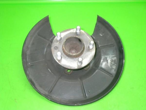 Radnabe hinten rechts - FORD S-MAX (WA6) 2.0 TDCi 1778502