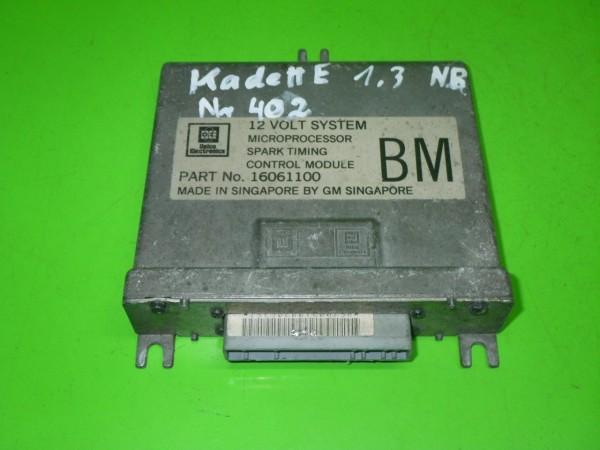 Steuergerät Motor - OPEL KADETT E CC (33_, 34_, 43_, 44_) 1.8 i 16061100