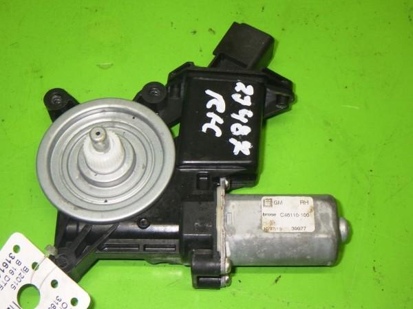 Motor Fensterheber Tür hinten rechts - OPEL ASTRA K (B16) 1.6 CDTi (68) C46110-100