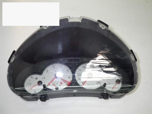 Kombiinstrumente - PEUGEOT 206 CC (2D) 1.6 16V 9648837180