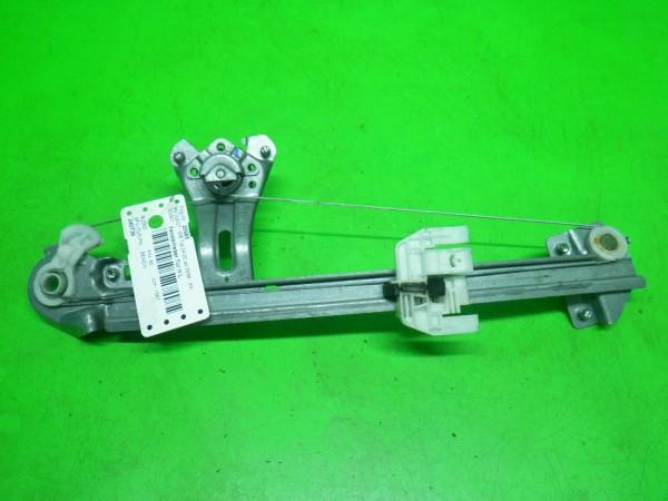 Fensterheber Tür hinten links - PEUGEOT 206 Schrägheck (2A/C) 1.6 16V 9623109780
