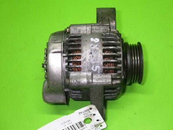 Lichtmaschine - DAIHATSU SIRION (M1) 1.0 i (M100) 27060-97203