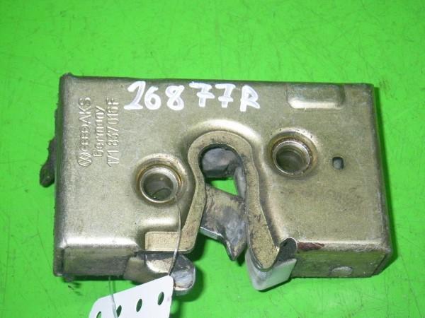 Türschloss rechts - VW GOLF I (17) 1.6 D 171837016F