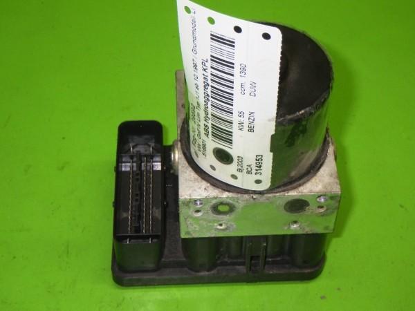 ABS Hydroaggregat komplett - VW GOLF IV (1J1) 1.4 16V 10.0960-0335.3