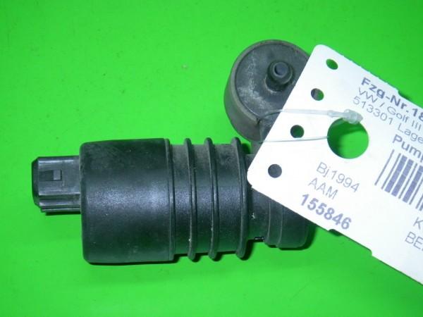 Pumpe Scheibenwaschanlage - VW GOLF III Variant (1H5) 1.8