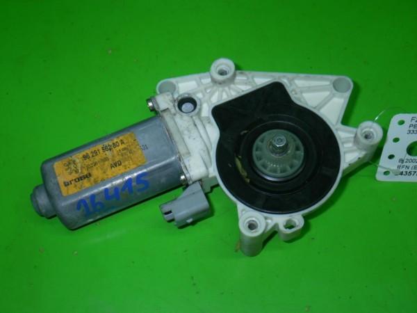 Motor Fensterheber Tür vorne rechts - PEUGEOT 607 (9D, 9U) 2.0 9629156280