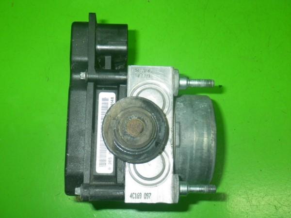 ABS Hydroaggregat komplett - FIAT PANDA (169_) 1.1 0265800673