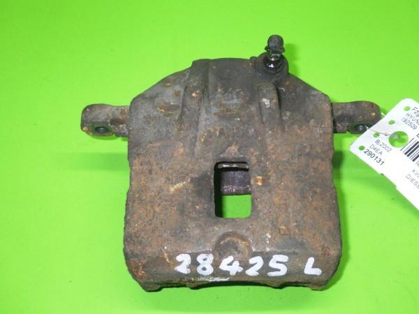 Bremssattel vorne links - HYUNDAI ELANTRA Stufenheck (XD) 2.0 CRDi 5818029A40