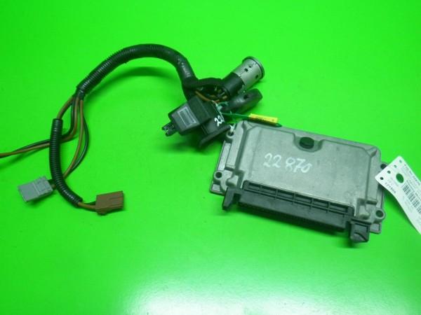 Steuergerät Motor - CITROEN XSARA (N1) 1.6 i 0261204939