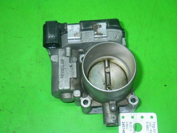 Drosselklappenelement - VW POLO (6R, 6C) 1.2 TSI 03F133062