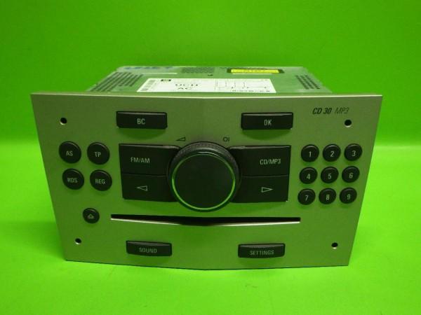 CD-Radio - OPEL ASTRA H Caravan (A04) 1.9 CDTI (L35) 13251054
