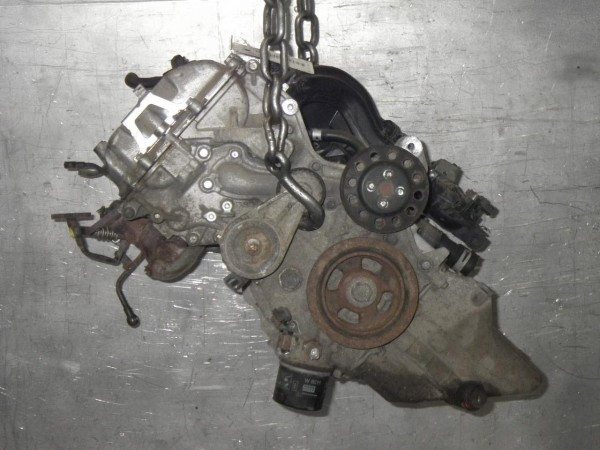 Benzinmotor Motor ohne Anbauteile Benzin - SMART(MCC) FORTWO Coupe (451) 1.0 Turbo (451.